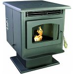US Stove 5040 Pellet Stove, Small