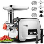 Altra Electric Food and Meat Grinder