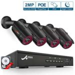 ANRAN 4 Channel 1080P Home Security Camera System