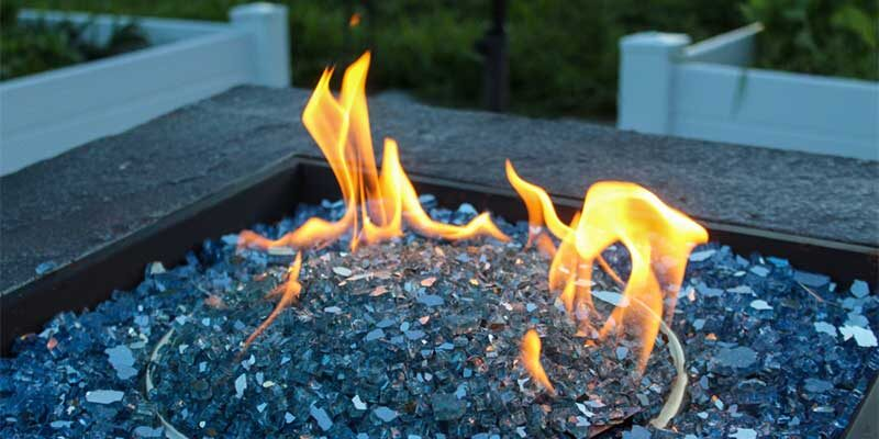 Best 4 Kinds of Rocks for Fire pit You Can Use