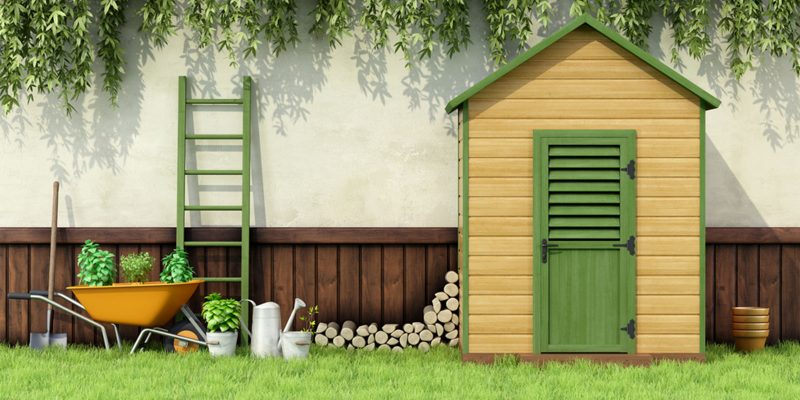 10 Best Storage Sheds
