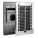 Cadet 120 Volt Silver Electrical Heater for Large Rooms