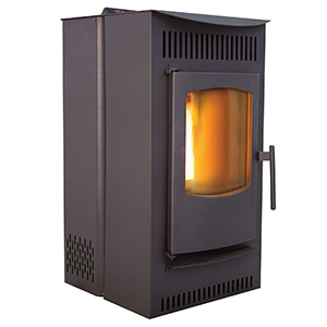 Castle Serenity Pallet Stove with Warranty