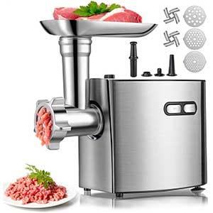 Cheffano ALTRA Electric Meat Grinder