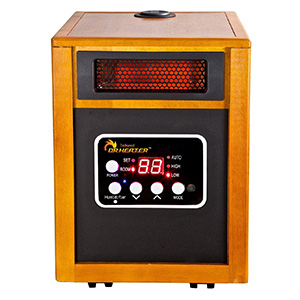 Dr Infrared Large Space Heater and Humidifier