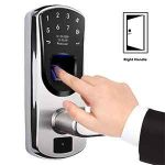 Fingerprint-Door-Lock