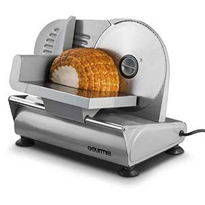 Gourmia GFS700 Professional Electric Meat Slicer