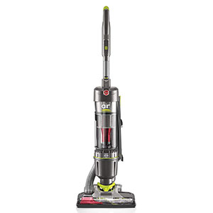 Hoover Wind Tunnel Air Steerable Bagged Upright Vacuum Cleaner