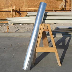 How to Install Heat Radiant Barrier