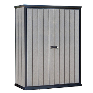 Keter High Vertical Storage Shed