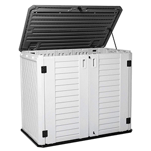 KinYing Small Storage Shed for Garden Equipment