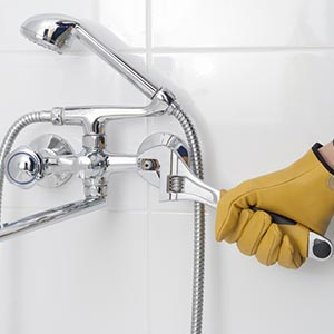 Leaky Shower Faucet Tools