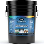Liquid Rubber Color Waterproof Sealant Green 5 Gal
