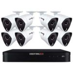 Night Owl CCTV Video Home Security Camera System