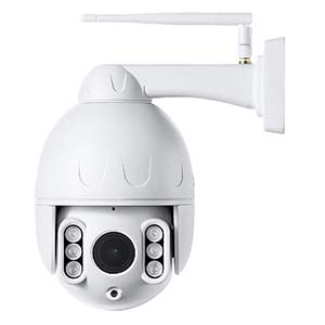 Outdoor PTZ 2.4G Wi-Fi Security Camera Wireless Surveillance System