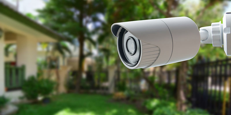 POE Security Camera