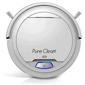 Pure Clean Robot Vacuum Cleaner