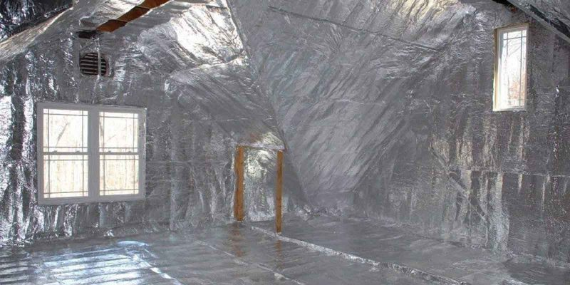 How to Install Radiant Barrier