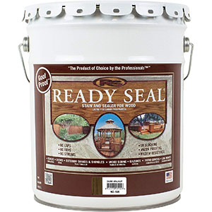 Ready Seal 525 5-Gallon Pail Dark