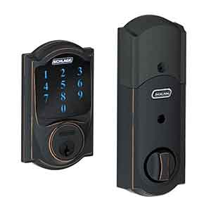 Schlage be469nx camelot electronic