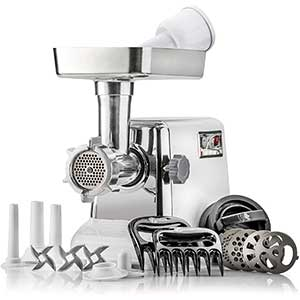 STX Turboforce Classic 3000 Electric Meat Grinder