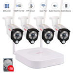 Tonton Surveillance Security Camera System