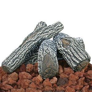 Uniflame Lave Rock for Outdoor Propane Pit