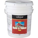 Valspar 3125-70 Barn and Fence Latex Paint