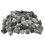 Volcanic Lava Stone for Gas Fire Pits Large Bag of 25 Pounds