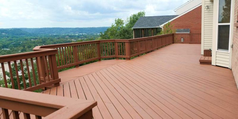 What Is The Best Paint To Use On A Wooden Deck?