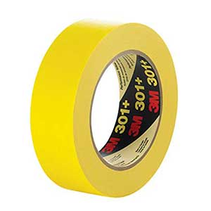 Yellow Masking Painters Tape